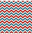 Retro background american patriotic colors vector image