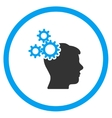 Business Thinking Icon vector image
