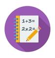 Mathematics vector image vector image