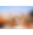 photorealistic blurred background vector image vector image