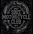 vintage retro typography t-shirt printing vector image vector image
