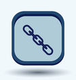 Links chain icon vector image vector image