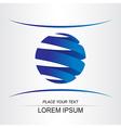 Logo sphera3 vector image vector image
