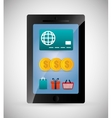 Payment icons design vector image vector image