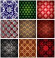 wallpaper collection vector image