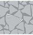 abstract seamless white and gray pattern eps10 vector image vector image