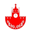 Moskow vector image vector image