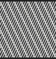 parallelograms seamless pattern vector image vector image