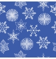 Seamless pattern of different hand drawn vector image
