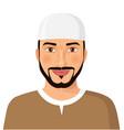 arabic oman man face avatar character