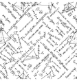 Maths seamless pattern And also includes EPS 8 vector image