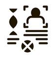 rebuttal paternity file icon vector image vector image