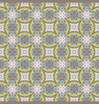 seamless geometric tile pattern surface design vector image