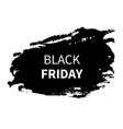 black friday sale design template black friday vector image