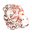 Chinese New Year 2016 Monkey horoscope symbol vector image