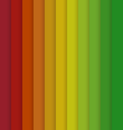 Vertical Red Yellow Green Colorful Striped vector image vector image