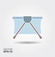 playpen icon vector image