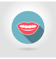 Smile Symbol vector image vector image
