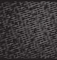 halftone grunge background vector image vector image