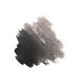 grunge brush stroke vector image vector image