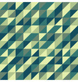 Vintage geometric Retro pattern vector image vector image