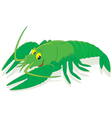 crawfish vector image vector image