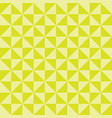 geometric square seamless patternfashion graphic vector image vector image