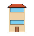 house icon image vector image vector image