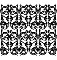 ornament Art Nouveau vector image vector image