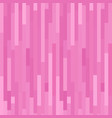 seamless abstract pink pattern with simple vector image vector image
