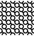 seamless geometric pattern simple graphic vector image vector image