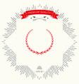 laurel wreath - symbol vector image