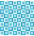turquoise tiles vector image vector image