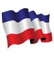 yugoslavia vector image vector image