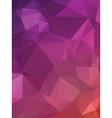 Purple Triangles2 vector image