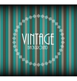 Retro Vintage Background Template