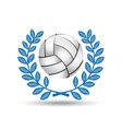 volleyball sport design vector image vector image
