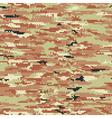 Pixelated camouflage wallpaper vector image