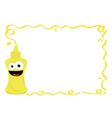 Funny Mustard Frame