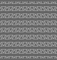 seamless pattern with triangles dark background vector image