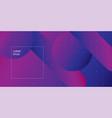 geometric background eps10 vector image vector image