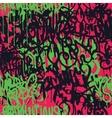 Graffiti Seamless Pattern vector image vector image