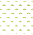 green shoe pattern seamless vector image