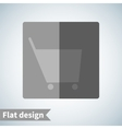 Icon flat element design vector image