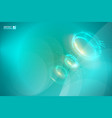 light abstract digital template vector image vector image