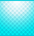 abstract background blue square pattern luxury vector image