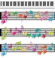 Music for Children vector image