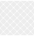 Seamless geometric pattern rhombus vector image