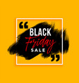 abstract black friday grunge background design vector image