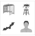 business fauna ecology and other web icon in vector image vector image